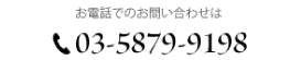 TEL:03-5879-9198